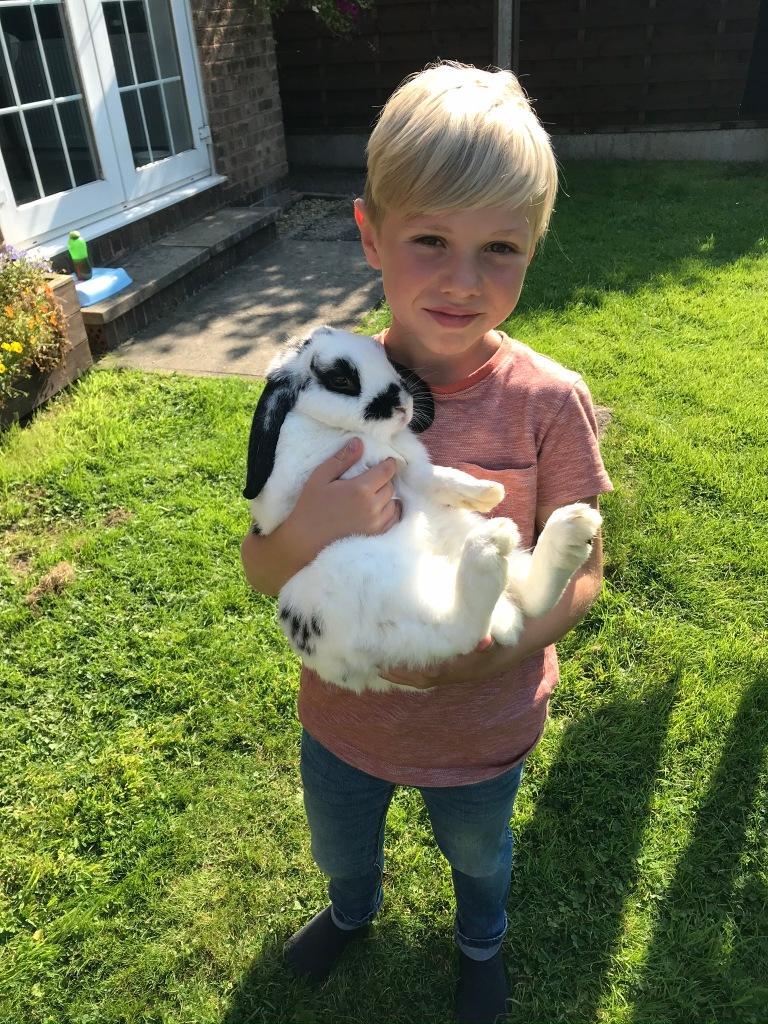 Bunny Baby!.. 😆🐰